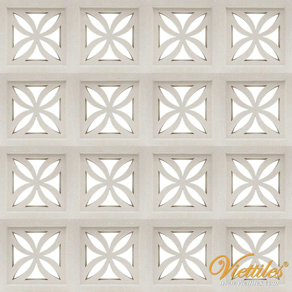 VCB-001-FLOWER-WHITE