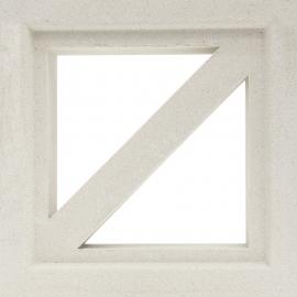 Gạch bông gió VCB-016-COVER-WHITE 3