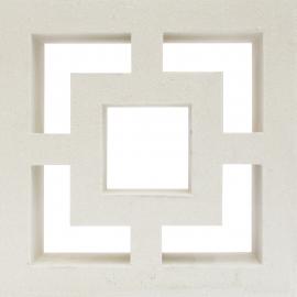 VCB30-003-Squares White
