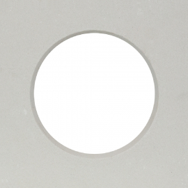 VCB30-007 Hole White