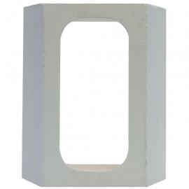 VCBS-001-1000 Pyramid White